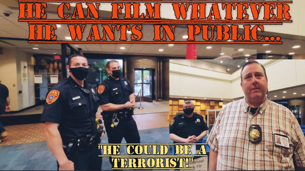 NY POLICE EDUCATE TOWN HALL PUBLIC SAFETY OFFICERS ON THE 1ST AMENDMENT! HONOR THEIR OATH!