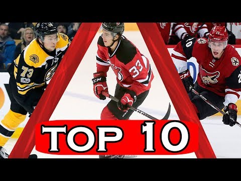 TOP 10 NHL ROOKIES FOR THE 2017-2018 SEASON