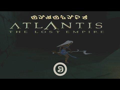 Disney's Atlantis: The Lost Empire #9: Inner Atlantis!
