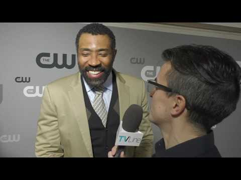 Black Lightning Season 2 : Cress Williams