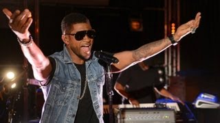 Usher - Pumped Up Kicks in the Radio 1 Live Lounge