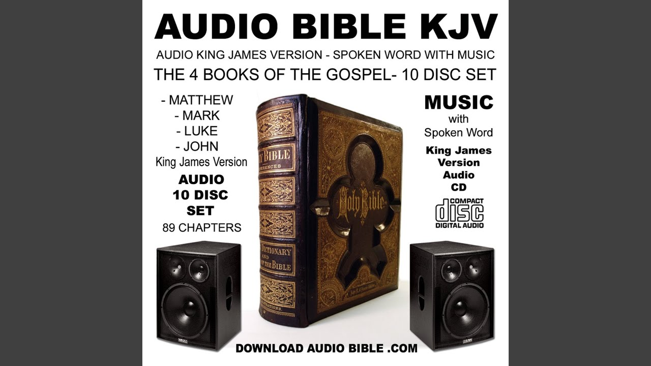 Audio Bible Mp3  com John Chapter 16 with Music