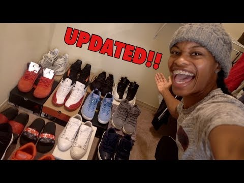 2017 UPDATED SNEAKER COLLECTION!!! | PERFECTLAUGHS