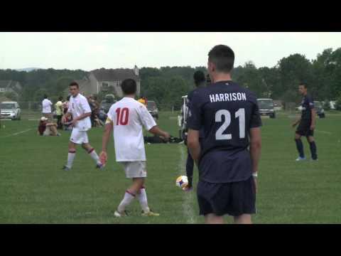 Manhattan SC PSG 96 V. Smithtown Arsenal  (Ste Cup Final) 6-2-2013 (Part 2)