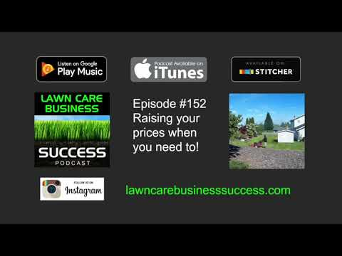 Episode #152 Raising your prices when you need to! (podcast audio)