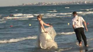 Filmare nunta - trash the dress 2009 - HD - www.abcfilmfoto.ro