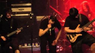 Bled Dry Necromundus (Schatten) LIVE Vienna, Austria 2011-01-29 1080p FULL HD