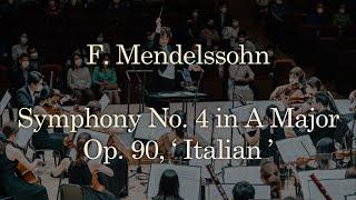 Mendelssohn, Symphony No.4 …
