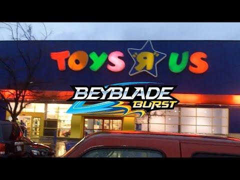 Beyblade 2017 BeyHunt At Toys R US (Stockton CA) (Jan 18th)