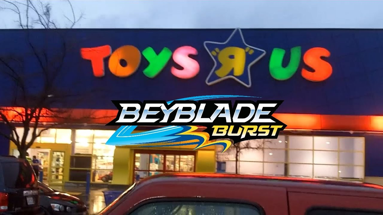 Beyblade 2017 Beyhunt At Toys R Us Stockton Ca Jan 18th Youtube