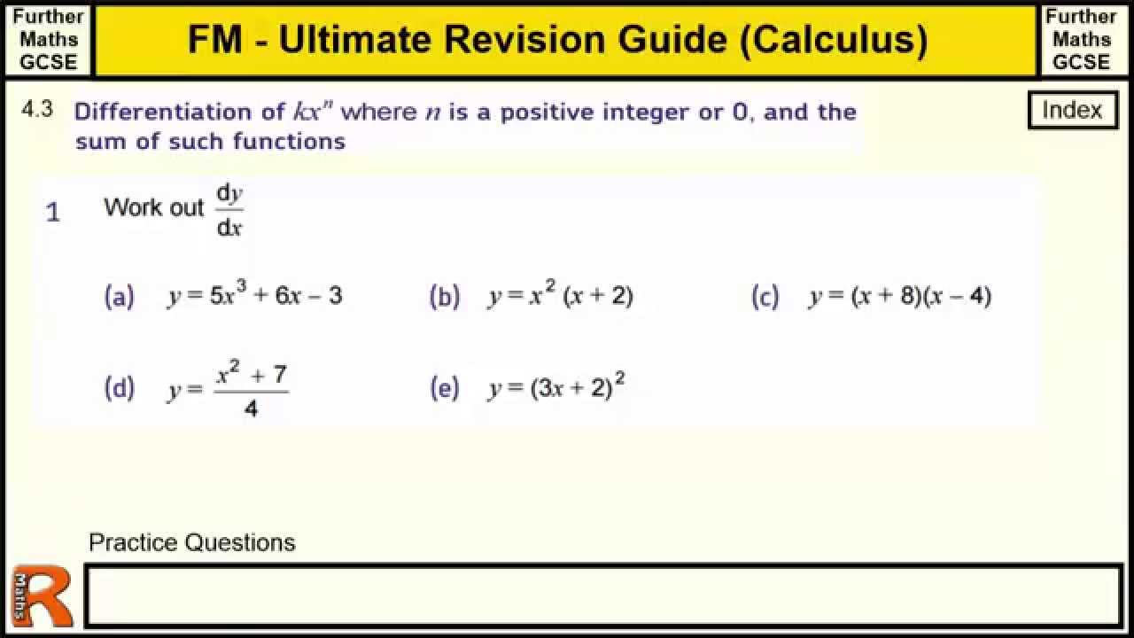 Calculus/differentiation maths problem. someone help me please!!!?