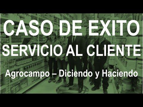 Caso de Exito - Servicio al Cliente para Vender Más - Agrocampo