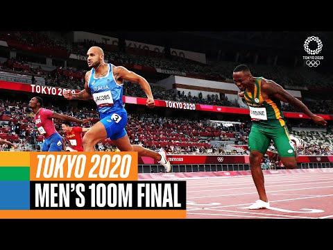 Men's 100m final 🏃♂️ | Tokyo Replays
