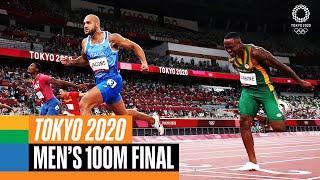 Men's 100m final 🏃♂️