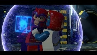 LEGO Marvel Super Heroes 100% Guide #8 - Juggernauts & Crosses (All 10 Minikits, Stan Lee in Peril)