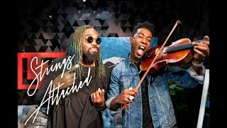 DESIIGNER performs 'Panda' and 'Priice Tag' | STRINGS ATTACHED