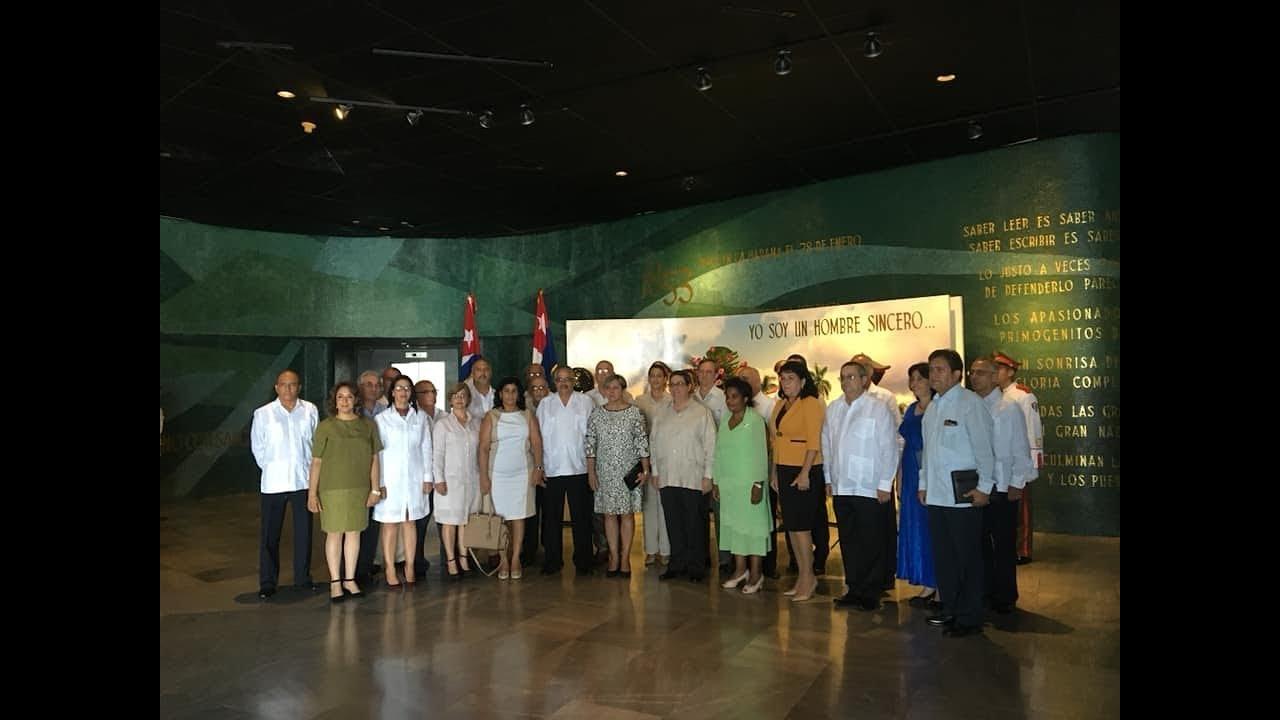 Services Consulaires Embajadas Y Consulados De Cuba