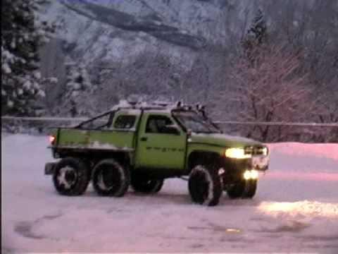 dodge  rex   donuts   snow youtube