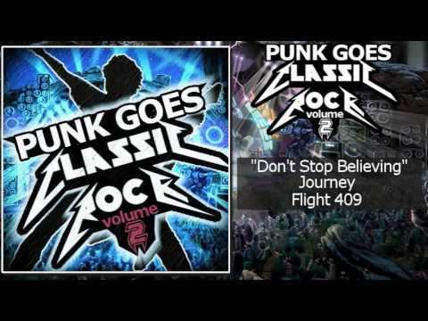 4. Don't Stop Believin'-Journey (Punk Goes Classic Rock 2)