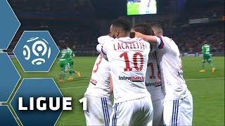 But Christophe JALLET (48') / Olympique Lyonnais - AS Saint-Etienne (2-2) -  (OL - ASSE) / 2014-15