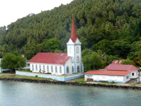 Beautiful church on Taha