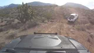 Pioneer Saloon Nissan Frontier trail ride/meet, Goodsprings Nevada
