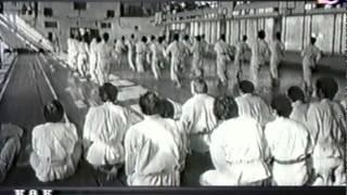 Первые сборы КАРАТЕ в 1979 г в СССР Мартынов Валерий