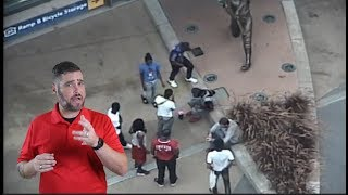 Mob Punishes Stranger For Not Relinquishing His Phone