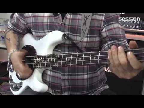 Sterling by MusicMan SUB Ray 4 WH