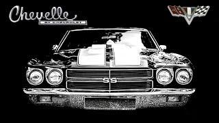 Chevrolet Chevelle SS (Шевроле Шевель) 1964-1973 | История МАСЛКАРОВ