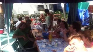 Summer 2014 camping Le Esperidi Marina di Bibbona