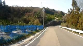 和歌山県道18号(金屋から)
