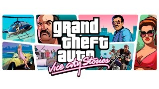 Grand Theft Auto: Vice City Stories Movie All Missions & Cutscenes PS3 720p