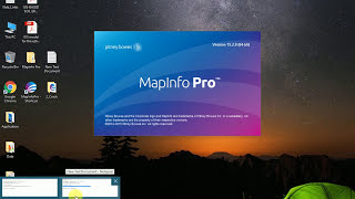 Mapinfo Pro Advanced 15.2 x32x64 - Setup + Crack