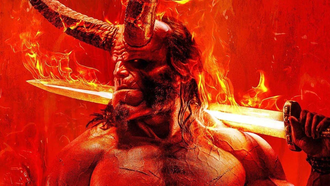 Download Hellboy Final scene - Hellboy On Fire