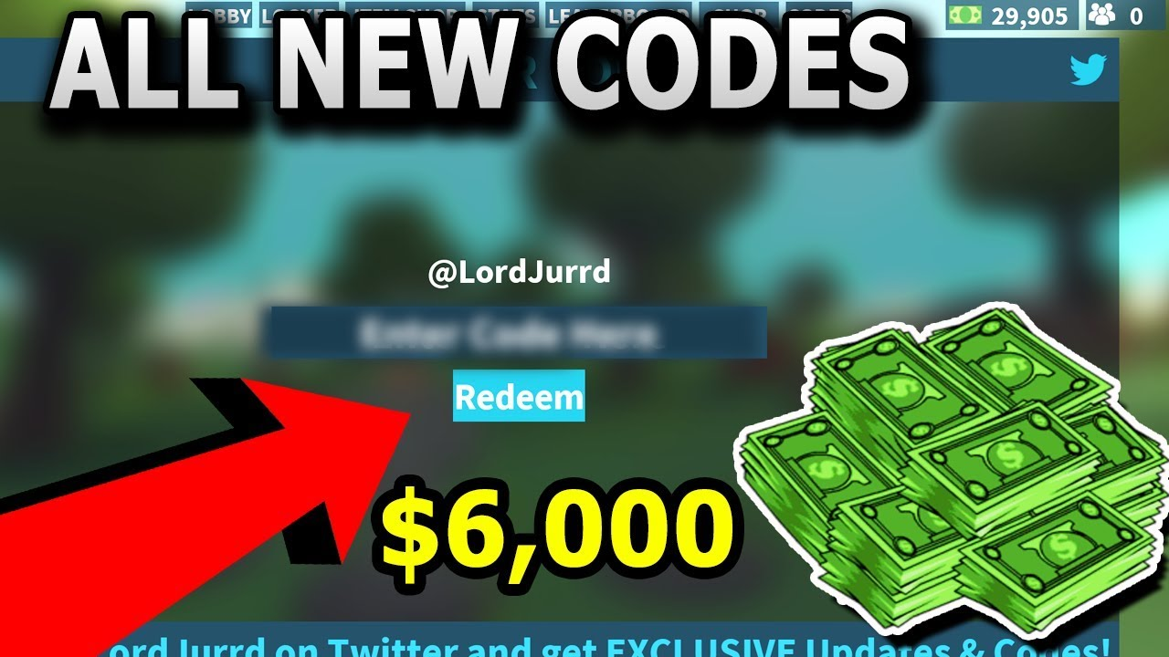 All New Codes For Island Royale Roblox New Update Working