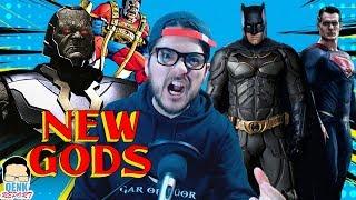 New Gods tiene a Darkseid - Film de Batfleck era brutal - Henry Cavill no es Superman | QR