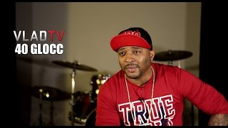 40 Glocc Claims Game Is Dragging Out Case, Defends Suge Knight