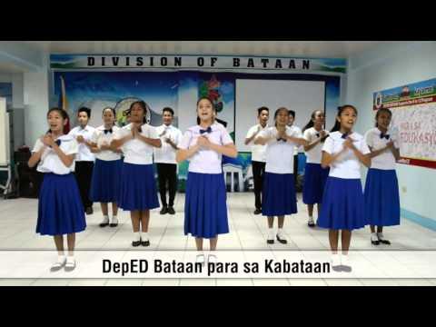 DepED Bataan Hymn