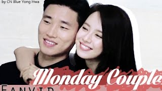 [FMV] Monday Couple | Kang Gary Song JiHyo | Banmal Song 2014-2015