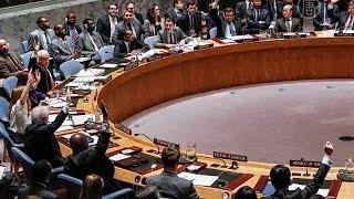 СБ ООН отклонил резолюцию по Палестине (новости)