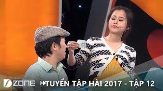 Tài xế Trường Giang khổ sở đưa bà bầu đi sinh | Hài Trường Giang 2017