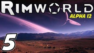 """RimWorld Alpha 12 E05 """"Chickens Joined!"""" (Gameplay Playthrough 1080p)"""