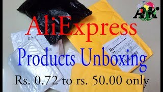 AliExpress Products Unboxing... Auto-parts.. Electronic Accessories...