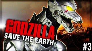 MECHAGODZILLA   Godzilla: Save The Earth (Let