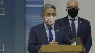 Revilla anuncia el cierre perimetral de Cantabria