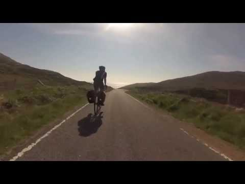 Cycling the Outer Hebrides