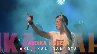 Download Mp3 Andika Mahesa - Tentang Aku, Kau Dan Dia, Live At Pkkh Ugm