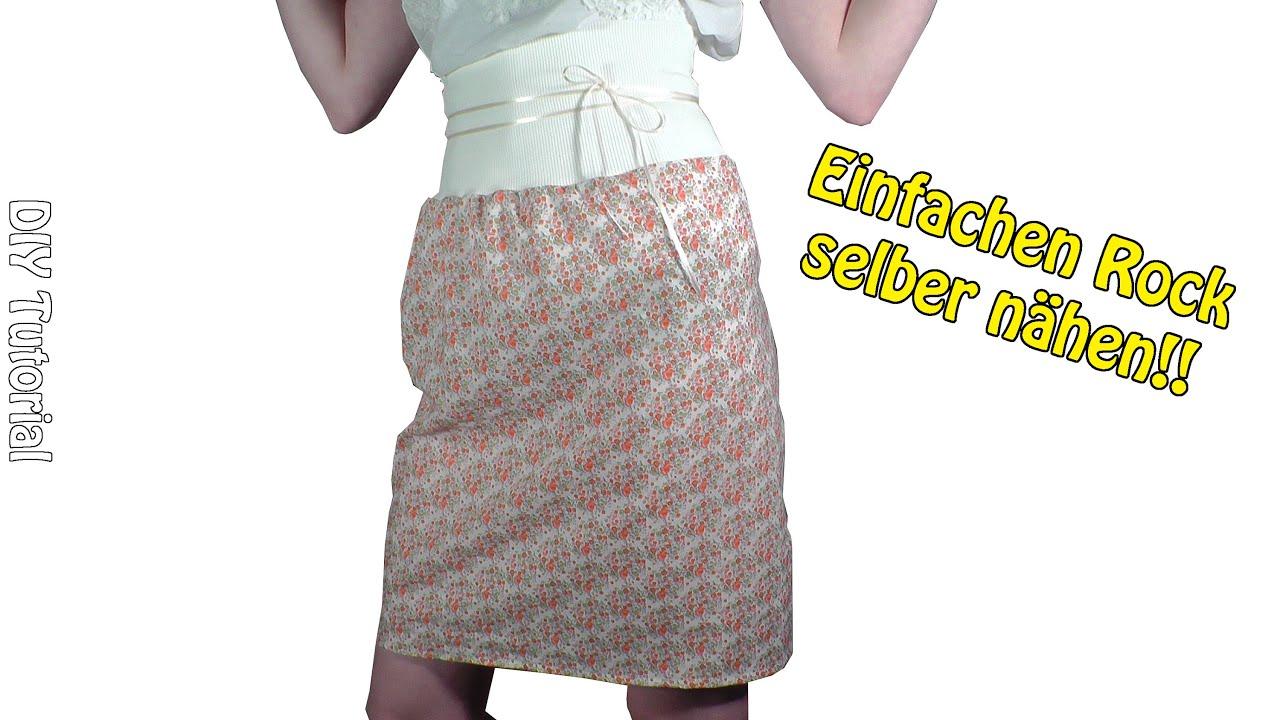 Kleid selber nahen welcher stoff