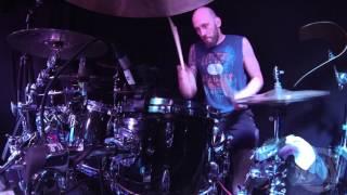 GORGUTS@Forgotten Arrow-Live in Vienna-Austria 2014 (Drum Cam)